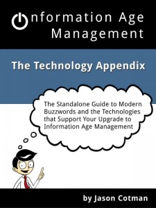 Information Age Management::The Technology Appendix - Cover